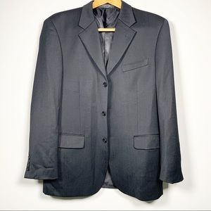 JONES NEW YORK Wool Suit Jacket Blazer 40R